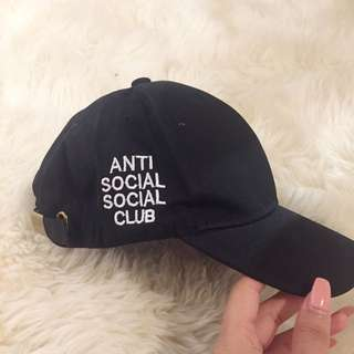 ASSC Black Hat cap