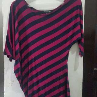 Forever21 Assymetric Blouse!
