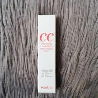 Banila co CC cream