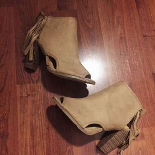 Sirens Booties