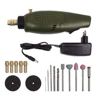 1 set only Mini Electric Drill Grinder Tool for sale polishing polish sanding engraver engraving grinder tool  not dremel