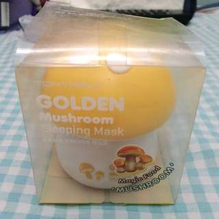 Tony Moly Golden Mushroom Sleeping Mask