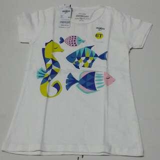 Tshirt Oshkosh Sisa Export