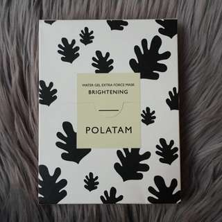 Polatam Brightening Face Mask