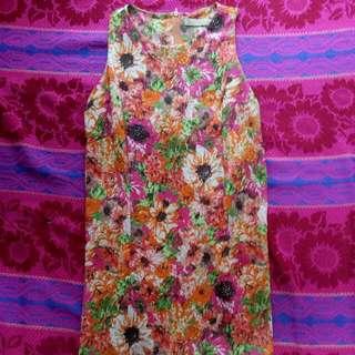 Weekender Floral Dress