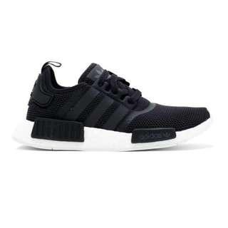 [Instock] Adidas Nmd R1 runner black white