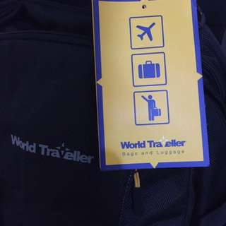 World traveller laptop bag #shopmyofficewear