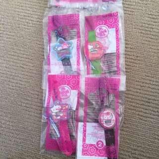 Hello Kitty McHappy meal watches