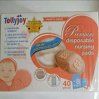 Tollyjoy Breast Pad 42pads
