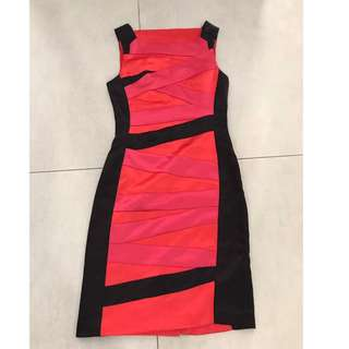 *Price reduced* Red dress