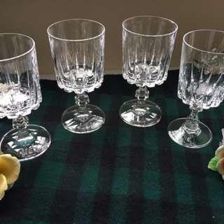 4 Wine Fine Glass