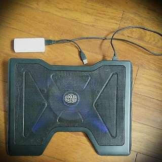 CoolerMaster 散熱器/筆電散熱