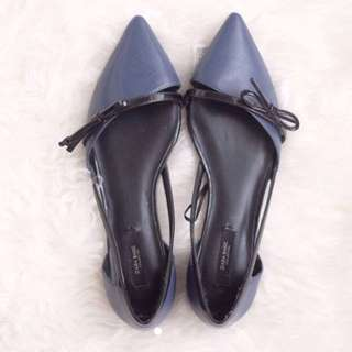 Authentic New Zara Flat Shoes