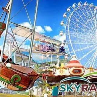 Sky Ranch TAGAYTAY e-voucher Ticket