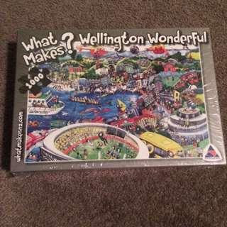 Wellington Jigsaw Puzzle