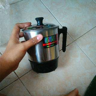 Electric Heating Cup 555 Made In India 11cm 220v