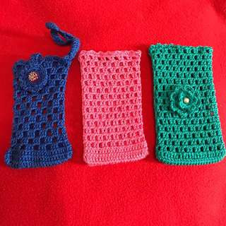 Crocheted CP Cases