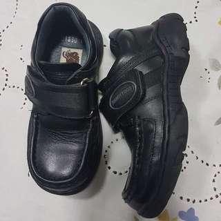 Hardytogs Black Toddler Shoes