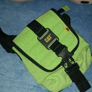 authentic CAT Sling Bag