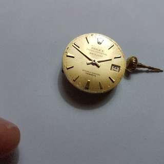 Vintage Original Rolex Oyster Cal.1130 Auto Ladies Wrist Watch Moment.