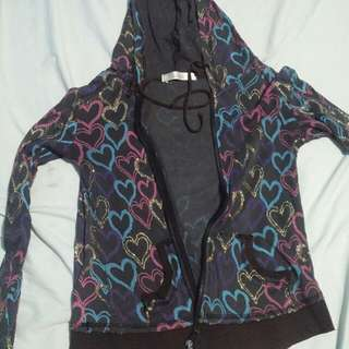 Hearty Jacket with Hoodie