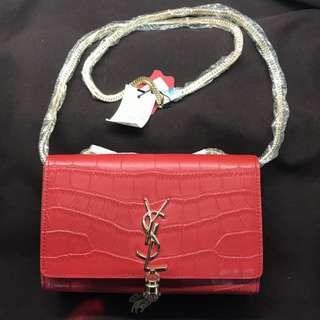 YSL Tassel Chain Shoulder Bag