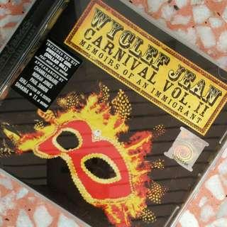 Buy2Free1: WYCLEF JEAN Carnival Vol II (Original CD)