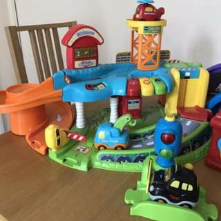Vtech Toot Toot Drivers sets