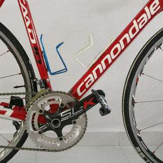 (negotiable) Dura-Ace parts Cannondale CAAD 10