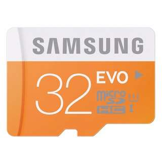 Samsung EVO MicroSDHC Card 48MBs Class 10 32GB MB MP32D Free Delivery in All NCR Area Cash On Delivery Nationwide