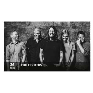 Foo Fighters in Singapore