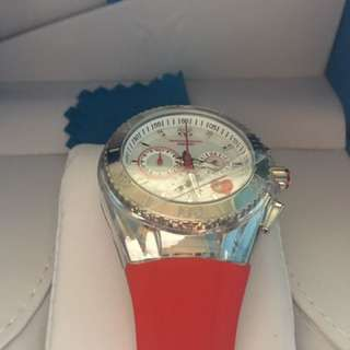 TechnoMarine limited Edition Love model (mother of Pearl Dial)
