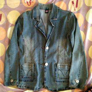 BNY Denim Jacket