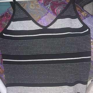 Stripe Wool Crop