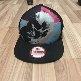 Authentic 9-Fifty Andy Warhol Strapback