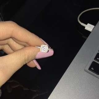 PANDORA rose Timeless Elegance Ring