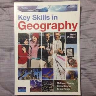 Key Skills in Geography - third edition