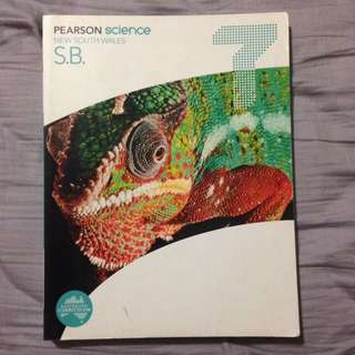 Pearson Science 7 NSW