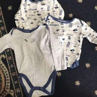 Baby Longsleeve Rompers