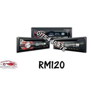 SINGLE DIN DVD PLAYER