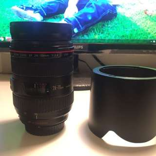 Canon 24-70 f2.8L USM