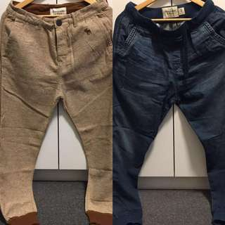 Abercrombie & Fitch Jogger Pants Mens S