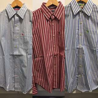 Abercrombie & Fitch Business Shirts