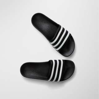 [PO] #252 Adidas Inspired Slippers