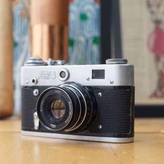 Fed 3 camera