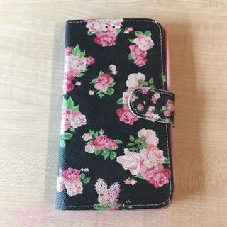 Samsung Note 3 Floral Casing