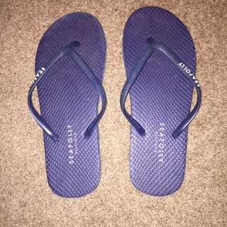 Seafolly jandals