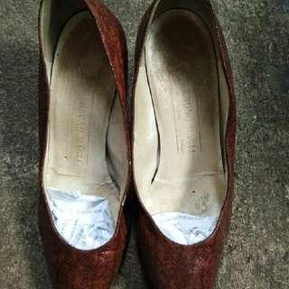 Sepatu Bruno Magli Made In Italy