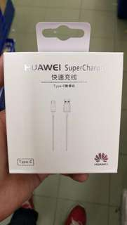 Huawei fast charging cable  Type C