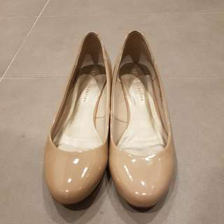 MARKS & SPENCER Nude Heels